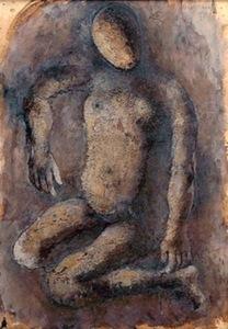Pavel TCHELITCHEW, Nude