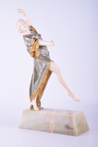 Eduardo ROSSI - Sculpture-Volume - Untitled (Dancer with Castanets)