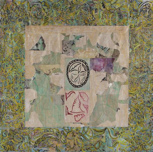 Amar DAWOD - Pintura - The Ta-Sin of Point I