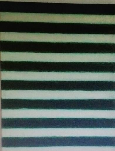 Ross BLECKNER - Pintura - senza titolo
