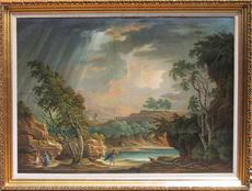 Adolf Friedrich HARPER - Painting
