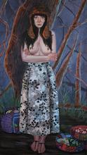 Vira YAKYMCHUK - Painting - Surveillance