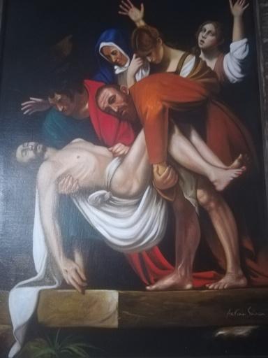 Antonio SCIACCA - Pittura - Senza titolo