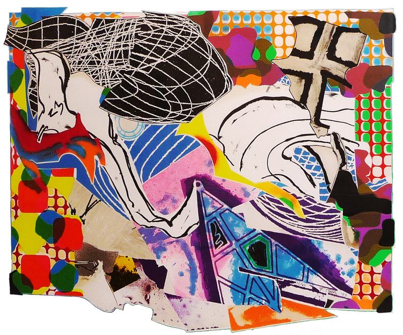 Frank STELLA - Estampe-Multiple - Extracts