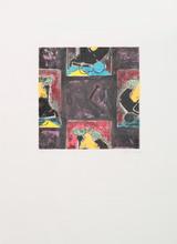 Jasper JOHNS - Stampa Multiplo - Untitled
