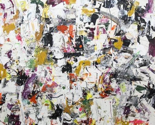 Adam COHEN - Painting - Odyssey