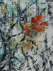 Nathalie GRANGE - Pintura - MUR ENCHANTE II