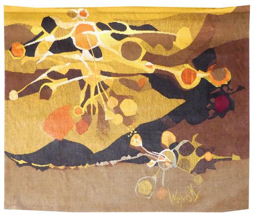 Robert WOGENSKY - Tapisserie - Les hyades