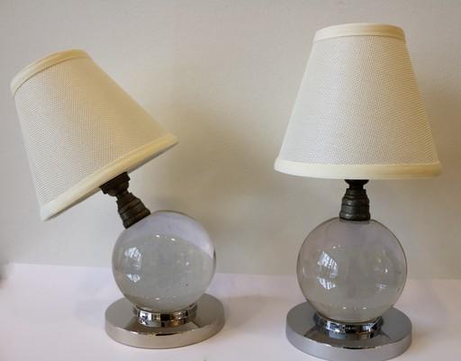 Jacques ADNET - Lampes de bureau
