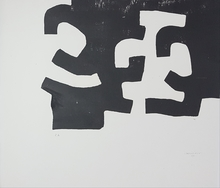Eduardo CHILLIDA - Print-Multiple - Homenatje a Joan Prats