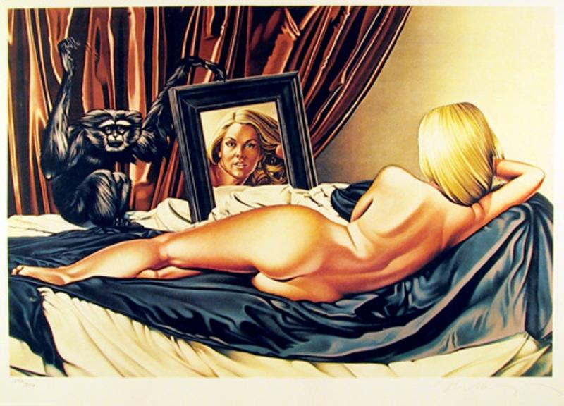 梅尔·拉莫斯 - 版画 - Velazquez Vision