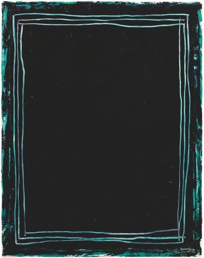 Joan HERNANDEZ PIJUAN - Pittura - Des de la finestra