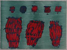 Pietro CONSAGRA - Grabado - Untitled