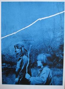 Jacques MONORY - Print-Multiple - SÉRIGRAPHIE SIGNÉE AU CRAYON ANNOTÉ EA HANDSIGNED SILKSCREEN