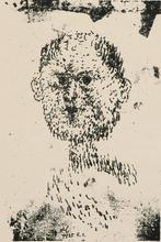 Paul KLEE - Print-Multiple - Male Portrait 1925