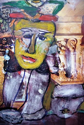 RAMON - Peinture - SANS TITRE