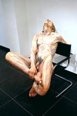 Steve GIBSON - Escultura - Paco sleeping