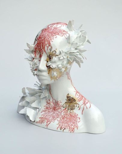 Juliette CLOVIS - Ceramic -  Atsu-bashiri