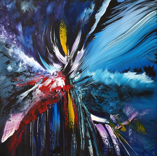 Estelle BARBET - Peinture - Alchimie