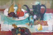 Paul COLLOMB (1921-2010) - Fruits et fleurs