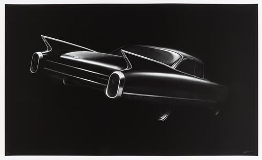 Robert LONGO - Stampa-Multiplo - Cadillac