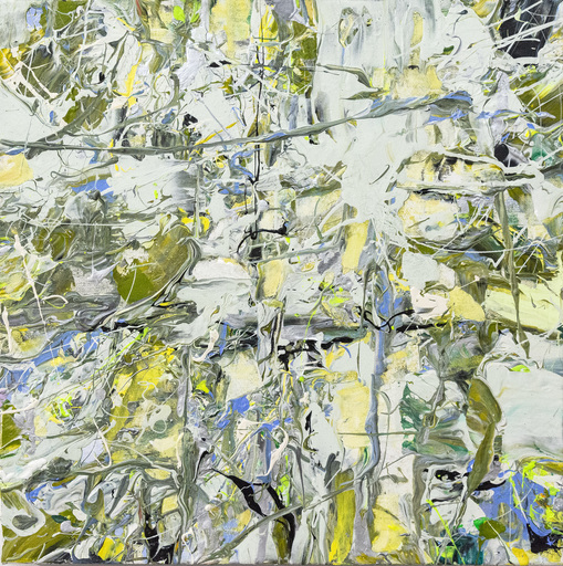 Adam COHEN - Painting - Silent Spaces