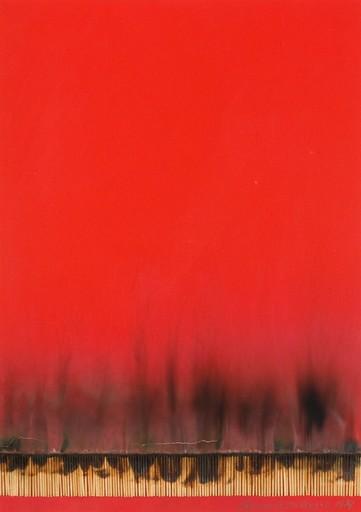 Bernard AUBERTIN - Peinture - Bruciatura