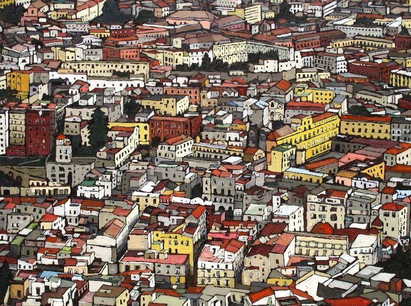 Olivier LAVOREL - Pittura - 1506 - Napoli