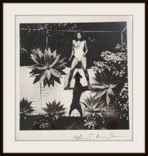 Helmut NEWTON - Photography - Raquel Welch, Beverly Hills 1981