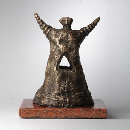 Victor PRODANCHUK - Skulptur Volumen - Guardianship