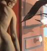Patrick BRETAGNE - Painting - DEGAT DES EAUX