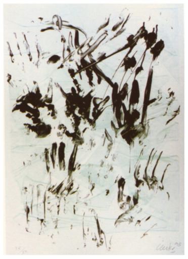 昆特•约克 - 版画 - Untitled