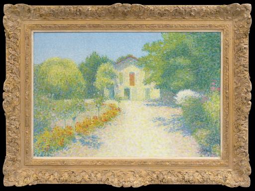 Achille LAUGÉ - Pintura - L'Alouette, Maison de L'Artiste à Cailhau