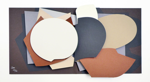 Anthony CARO - Sculpture-Volume - Leaf Pool : 1996 - 2000