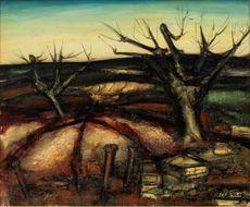 Franz PRIKING - Painting - Work