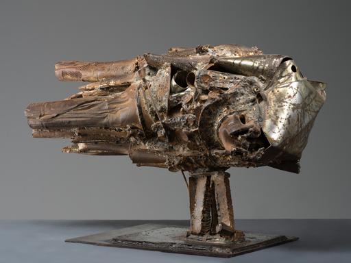 CÉSAR - Skulptur Volumen - Moteur n°3