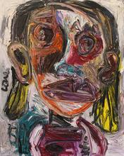 Thierry LOULÉ - Pintura - La gourgandine