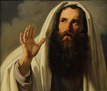Carlo ARIENTI - Pintura - Profeta biblico