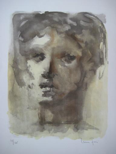 Leonor FINI - Print-Multiple - LITHOGRAPHIE SIGNÉE AU CRAYON NUM/175 HANDSIGNED LITHOGRAPH