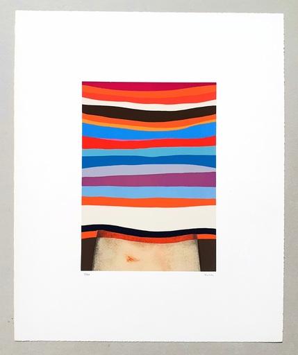 Alberto BURRI - Print-Multiple - Serigrafia 1-D