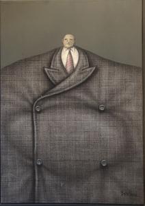 Ernesto BERTANI - Gemälde - El Gordito