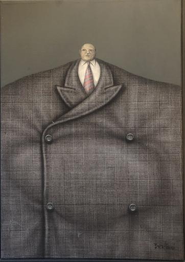 Ernesto BERTANI - Painting - El Gordito