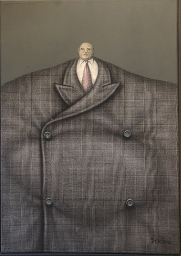 Ernesto BERTANI - Pittura - El Gordito