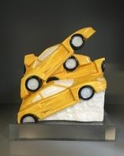 Fernandez ARMAN (1928-2005) - Ferrari F40