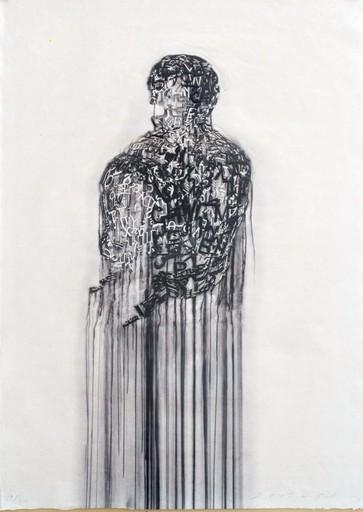 乔玛·帕兰萨 - 版画 - Les mots ou  Nomade