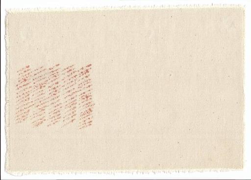 Giorgio GRIFFA - Pittura - Linee oblique spezzate