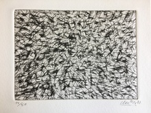 Günther UECKER - Print-Multiple - Ohne Titel