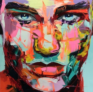 Françoise NIELLY - Painting - Marcelo