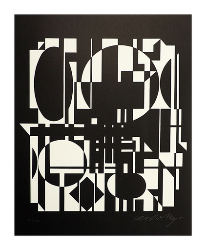 Victor VASARELY - Print-Multiple - Anadyr