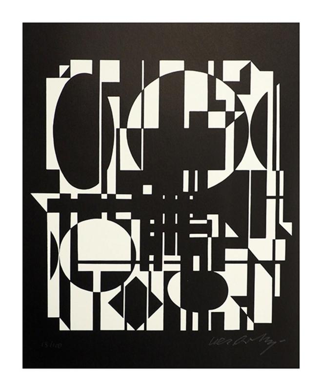 Victor VASARELY - Print-Multiple - Anadyr